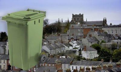 Armagh green bins