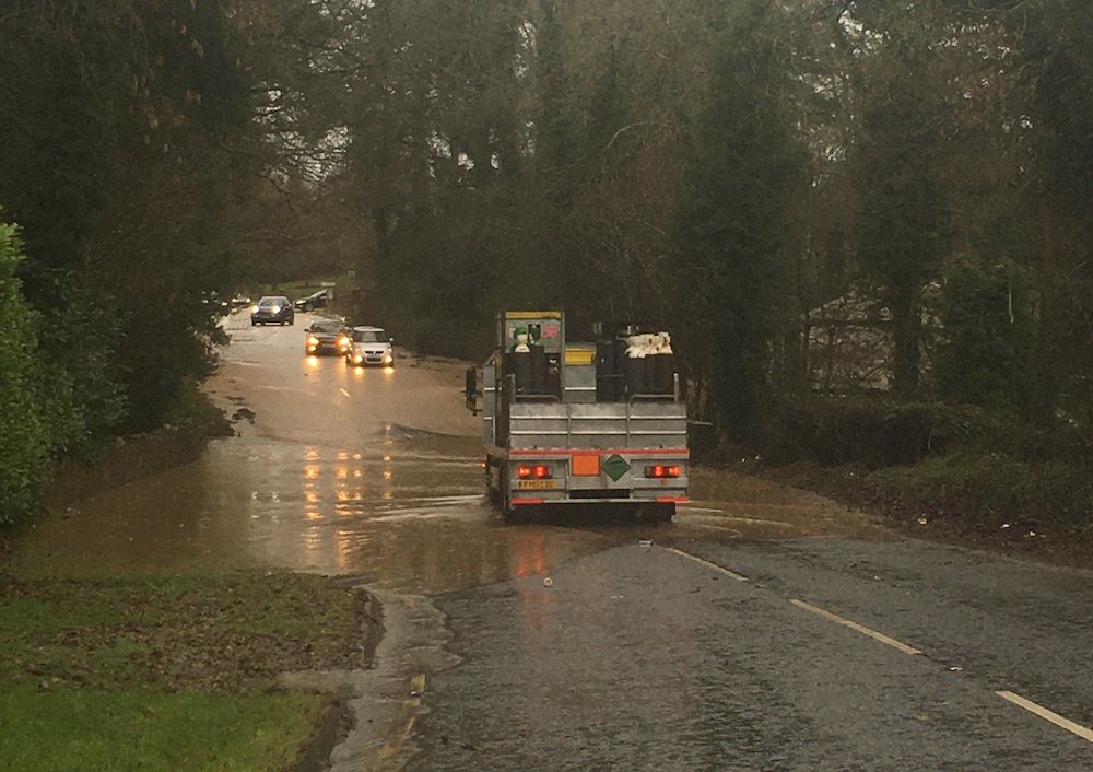 Armagh to Keady Road