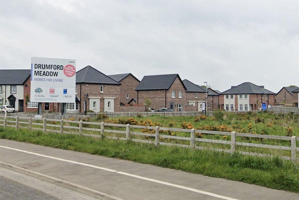 Portadown Housing Kernan Hill