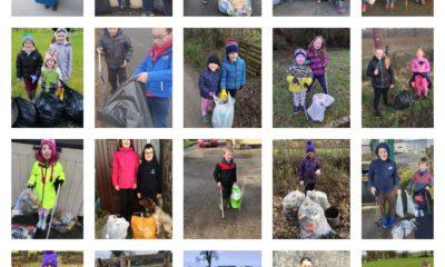 killylea primary school litter