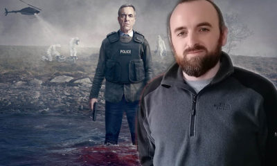 Bloodlands Stephen Darragh