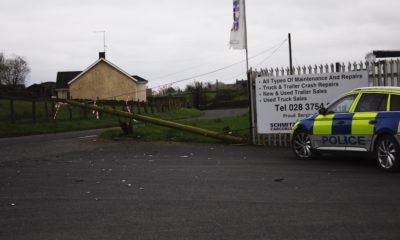 Battleford Road Accident
