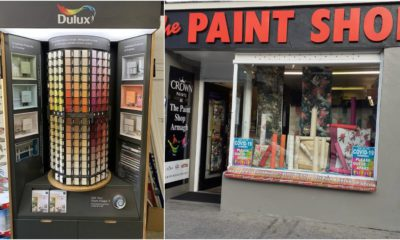 The Paint Shop Armagh