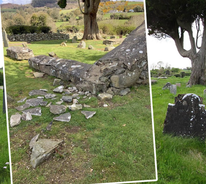 Urnaí Graveyard Forkhill