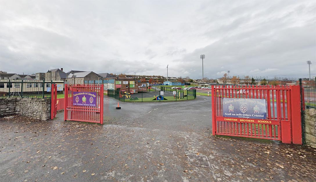 Christian Brothers Primary School in Armagh