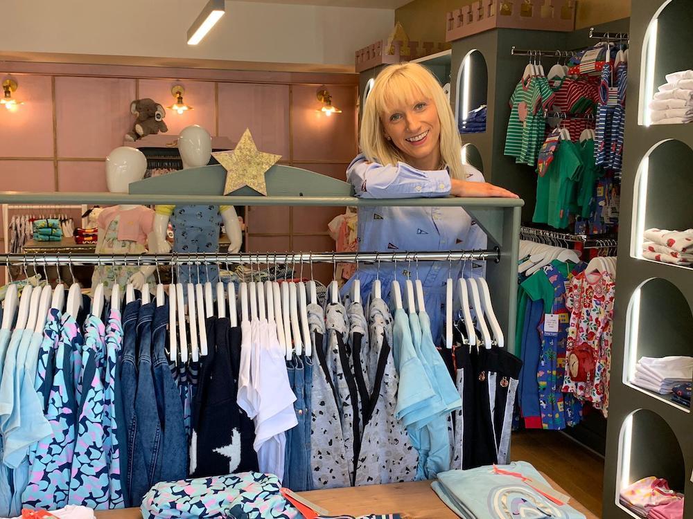 Jenna Chapman opens Tickety Beau in Markethill