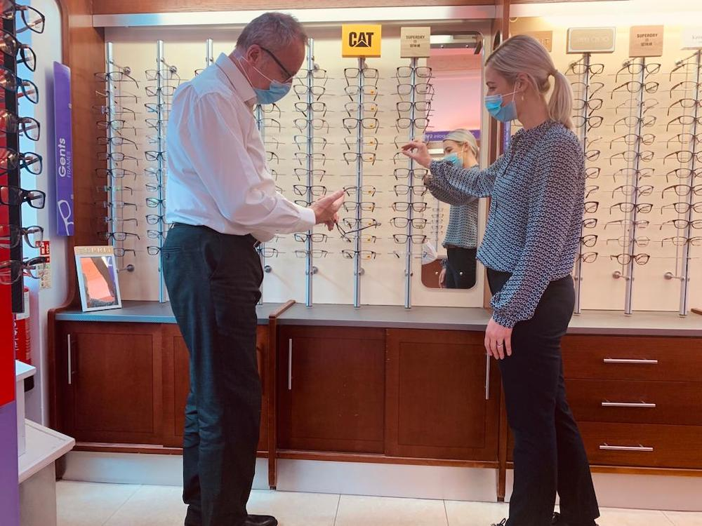 McCrystal Opticians in Armagh