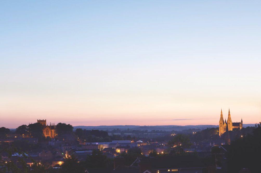 Armagh Skyline
