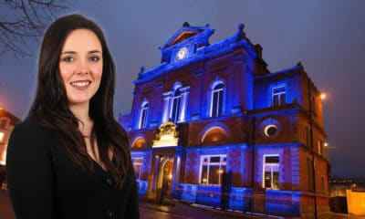 Cathy Mason Newry Town Hall