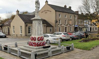 Moy War Memorial