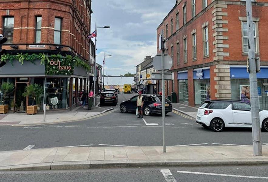 Woodhouse Street Portadown