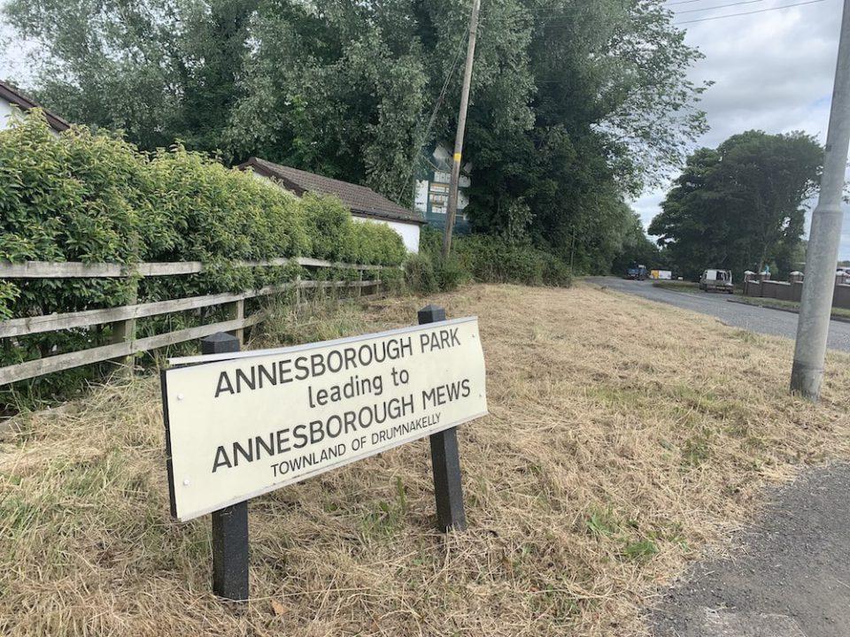 Annesborough in Lurgan
