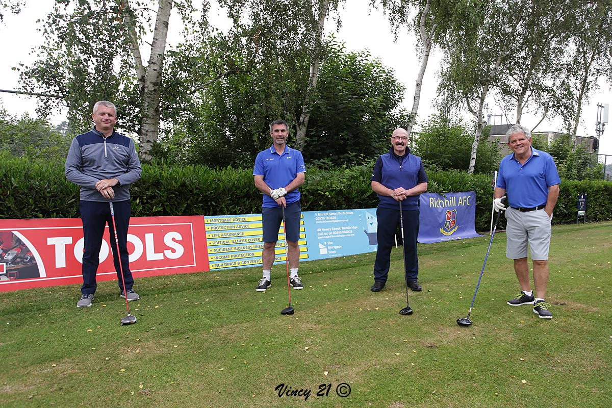 Richhill AFC Golf Classic