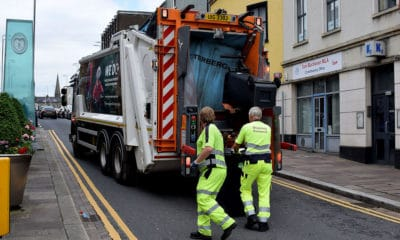 Bin lorries by Kenneth Allen : Geograph