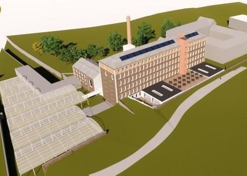 Gilford Mill plans
