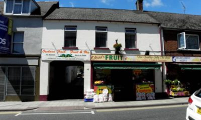 Oliver's Fruit and Veg Thomas Street Armagh