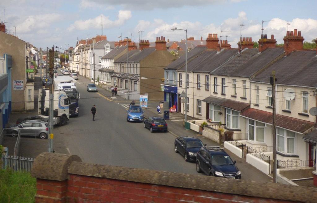 Thomas Street Portadown