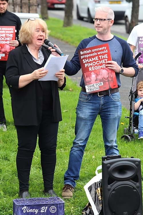 Armagh rally Time for Truth