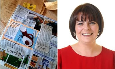 Julie Flaherty letter