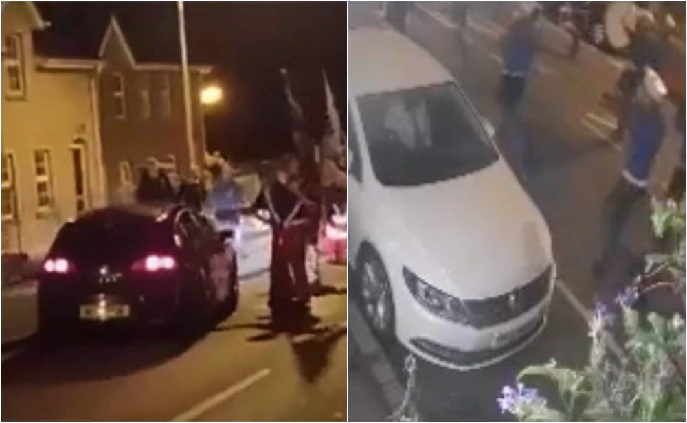 Rathfriland band parade incidents