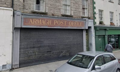 Former Armagh Post Office Upper English Street