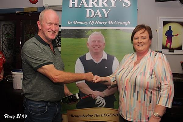 Harry McGeogh Golf Day